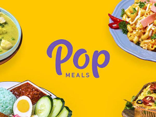 Pop Meals (formerly DahMakan)