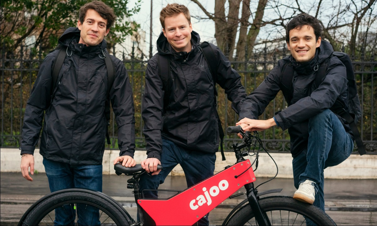 Industry Leaders Interview with Henri Capoul, CEO and Co-Founder, Cajoo